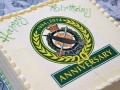 20th anniversary cake